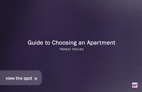 Choosing an apartment in Dallas
